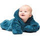 Houdini Babies H'Airy Burrito One Piece Suit Midwinter Blues